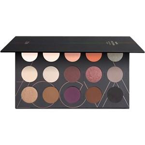 ZOEVA - Eye Shadow - Warm Spectrum Eyeshadow Palette