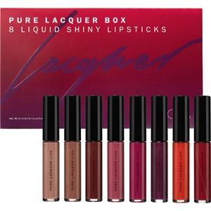 ZOEVA - Lipstick - Pure Lacquer Box