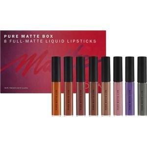 ZOEVA - Lipstick - Pure Matte Box