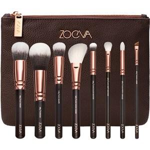ZOEVA - Pinselsets - Brush Set Rose Golden Luxury Set Vol.1