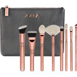 ZOEVA - Pinselsets - Brush Set Rose Golden Luxury Set Vol.3