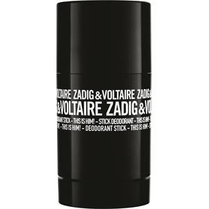Zadig & Voltaire - This Is Him! - Deodorant Stick