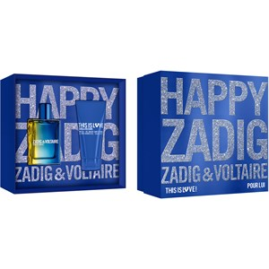 Zadig & Voltaire - This Is Him! - This Is Love! Gift Set