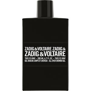 Zadig & Voltaire - This Is Him! - Shower Gel