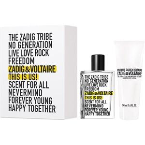 Zadig & Voltaire - This Is Us! - Geschenkset