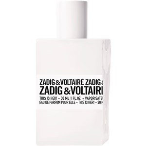 Image of Zadig & Voltaire Damendüfte This is Her! Eau de Parfum Spray 30 ml