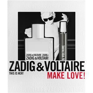 Zadig & Voltaire - This is Her! - Geschenkset