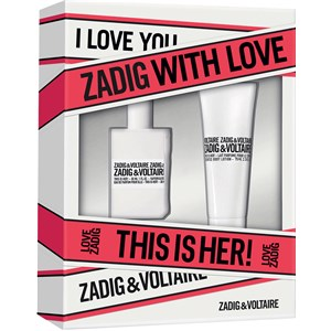 Zadig & Voltaire - This is Her! - Cadeauset