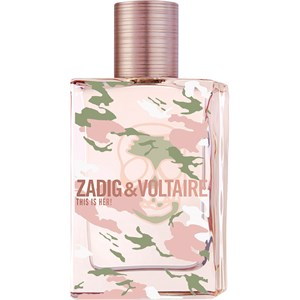 Zadig & Voltaire - This is Her! - No Rules Eau de Parfum Spray