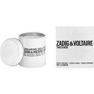 Image of Zadig & Voltaire Damendüfte This is Her! Scented Candle 140 g