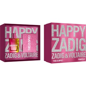 Zadig & Voltaire - This is Her! - This Is Love! Lahjasetti