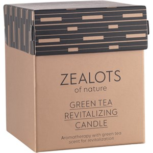 Zealots of Nature - Duftkerzen - Green Tea Revitalizing Candle