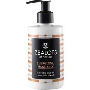 Zealots of Nature - Hand care - Energizing Hand Milk