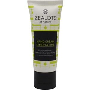 Zealots of Nature - Hand care - Hand Cream Lemon & Lime