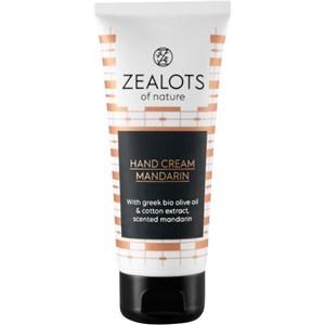 Zealots of Nature - Handpflege - Hand Cream Mandarin