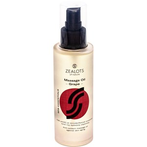 Zealots of Nature - Pflege - Anti-Oxidant Massage Oil
