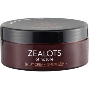 Zealots of Nature - Skin care - Body Cream Energizing