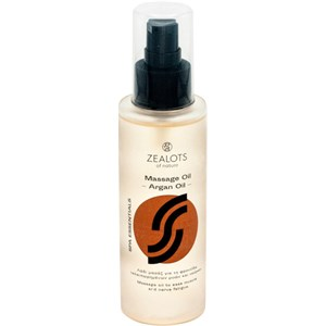 Zealots of Nature - Skin care - Relaxing Massage Oil