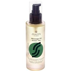 Zealots of Nature - Skin care - Revitalizing Massage Oil
