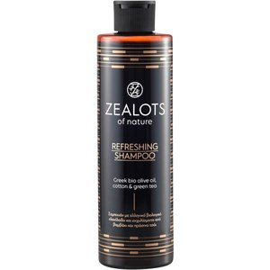 Zealots of Nature - Shampoo - Refreshing Shampoo