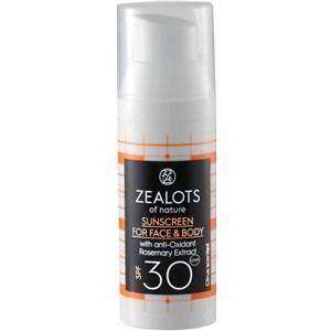 Zealots of Nature - Sun care - Sunscreen Face & Body SPF 30