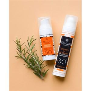 Zealots of Nature - Sonnenpflege - Sunscreen Face & Body SPF 30
