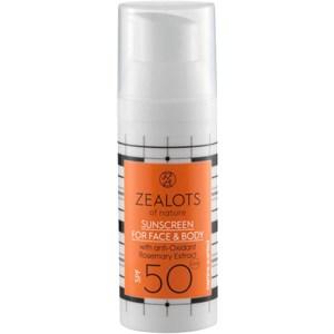 Zealots of Nature - Sun care - Sunscreen Face & Body SPF 50