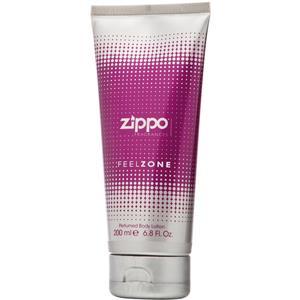 Zippo - Feel Zone Woman - Body Lotion