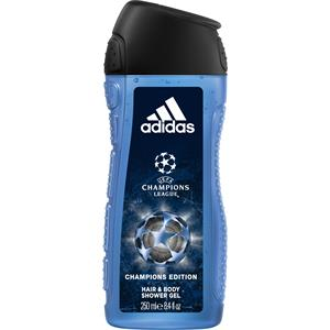 Adidas - Champions League - Champions Edition Hair & Body Shower Gel
