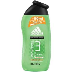 adidas - Functional Male - Hair & Body 3 Active Start Shower Gel