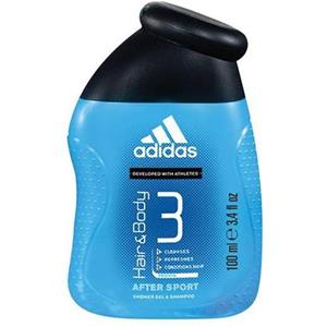 adidas - Functional Male - Hair & Body 3 After Sport Shower Gel