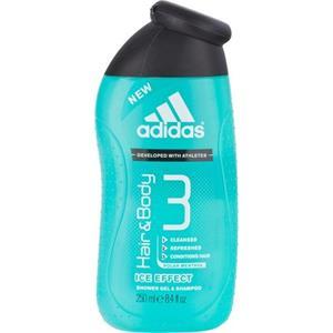 adidas - Functional Male - Hair & Body 3 Ice Effect Shower Gel