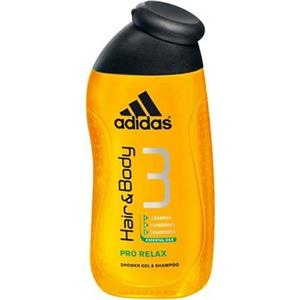 adidas - Functional Male - Hair & Body 3 Pro Relax Shower Gel
