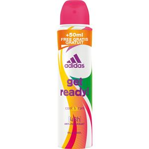adidas - Get Ready For Her - limitierte Edition Deodorant Spray