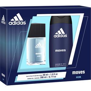 adidas - Moves For Him - Geschenkset