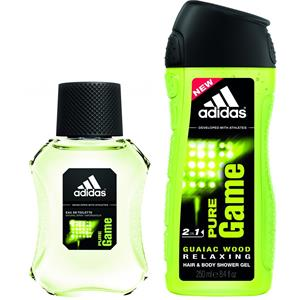 Adidas - Pure Game - Gift Set