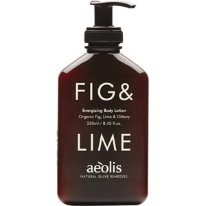 aeolis - Körperpflege - Fig & Lime Energizing Body Lotion