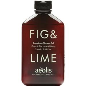 aeolis - Körperpflege - Fig & Lime Energizing Shower Gel