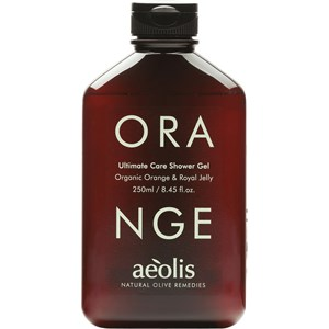 aeolis - Körperpflege - Orange Ultimate Care Shower Gel