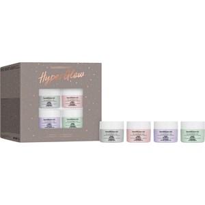 bareMinerals - Feuchtigkeitspflege - Hyper Glow Mini Face Masks Collection