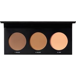 bareMinerals - Finishing Powder - BarePro Contour Face-Shaping Trio