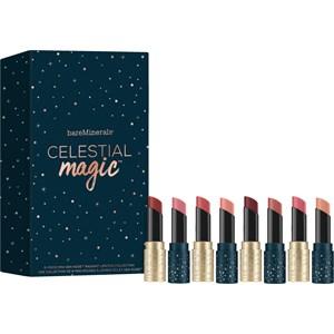 bareMinerals - Lippenstift - Celestial Magic Mini Gen Nude Radiant Lipstick Collection
