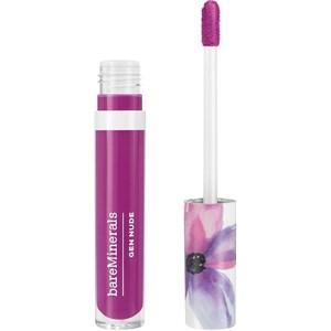bareMinerals - Lippenstift - Gen Nude Patent Lip Lacquer