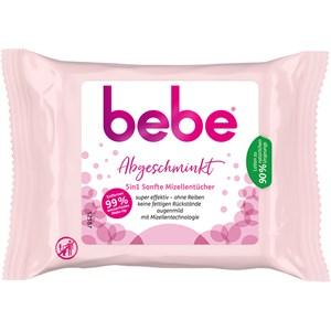 bebe - Gesichtspflege - 5in1 Mizellentücher