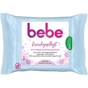 bebe - Gesichtspflege - 5in1 Pflegende Tücher