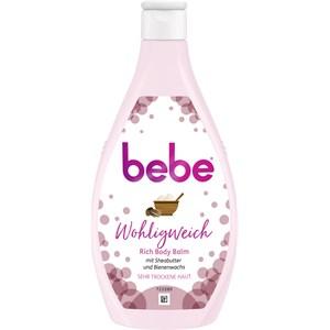 bebe - Körperpflege - Rich Body Balm