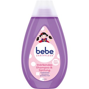 bebe Zartpflege - Haarpflege - Shampoo & Spülung