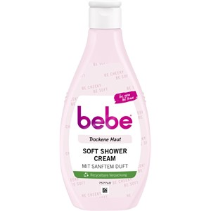 bebe - Körperpflege - Soft Shower Cream