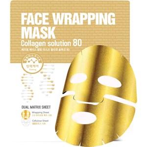 berrisom - Masken - Face Wrapping Collagen Mask