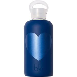 bkr - Metallic Heart Collection - Tone on Tone FIFTH AVE HEART